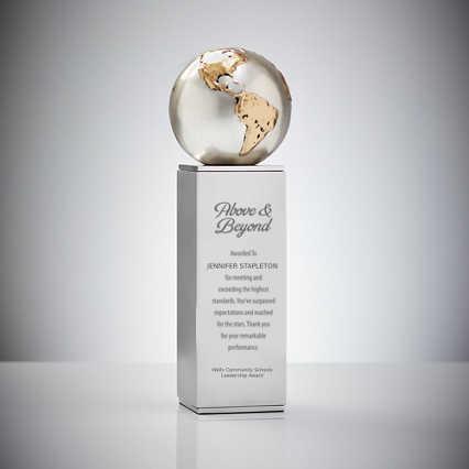 Global Honors Metal Award