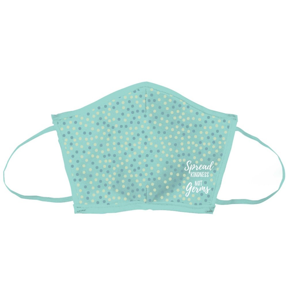 View larger image of Got You Covered Face Mask - Spread Kindness
