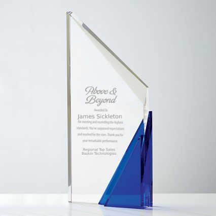Sapphire Achievement Award - Peak