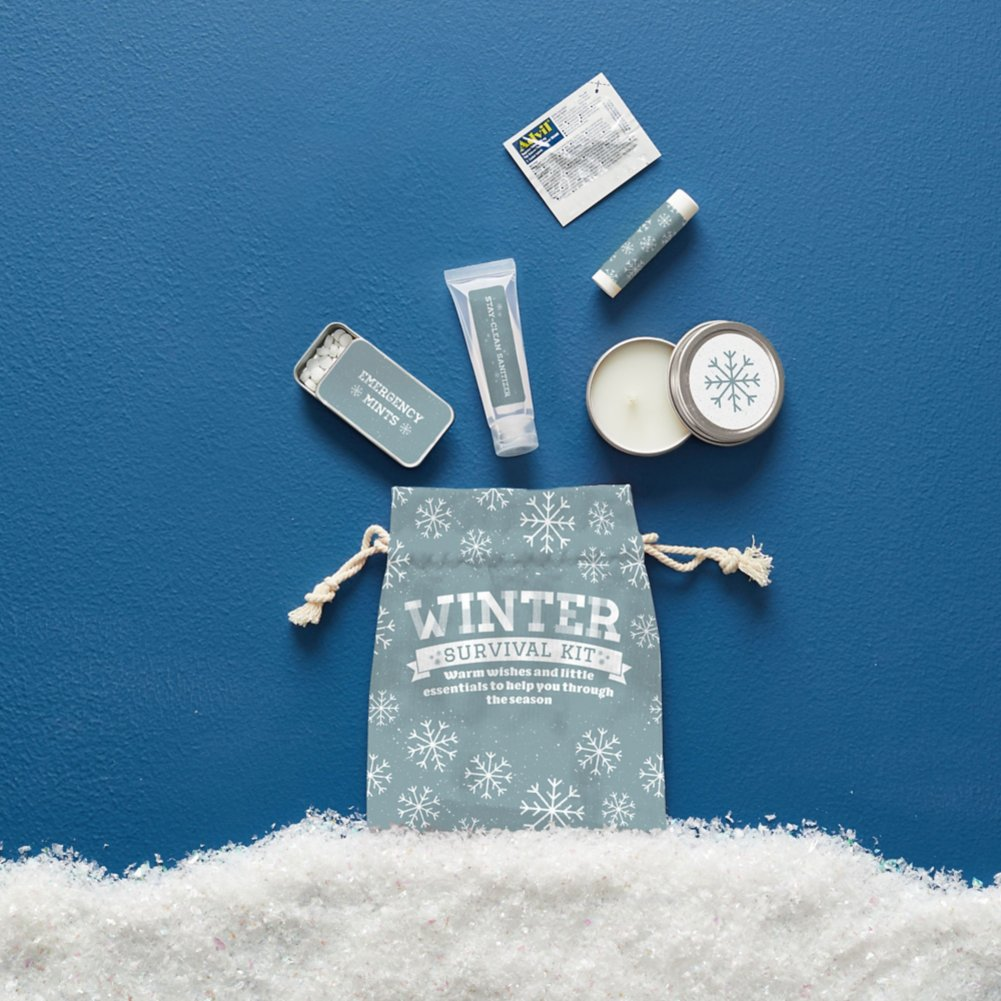 View larger image of Holiday Survival Kit - Winter
