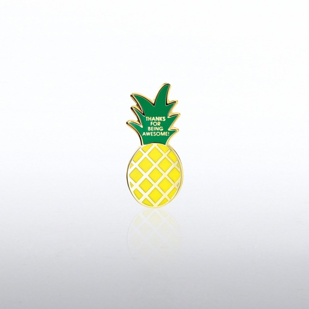 View larger image of Lapel Pin - Thanks For Being Awesome