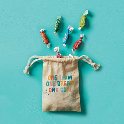You're So Sweet Treat Bags - One Team One Dream One Goal