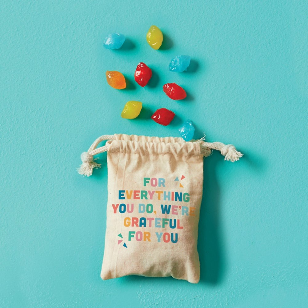 View larger image of You're So Sweet Treat Bags - Grateful for You