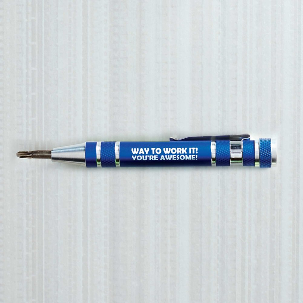 View larger image of Pocket Tool Kit - Way To Work It
