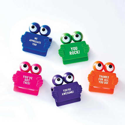 Googly Eye Webcam Cover - 5 Pack