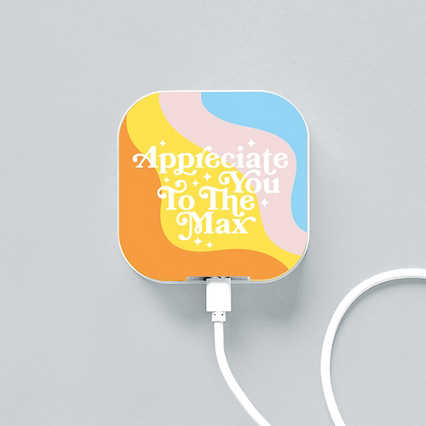 Boost-Up Qi Charger - Appreciate You