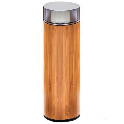 Surpr!se Custom: Eco-Wise Bamboo Water Bottle