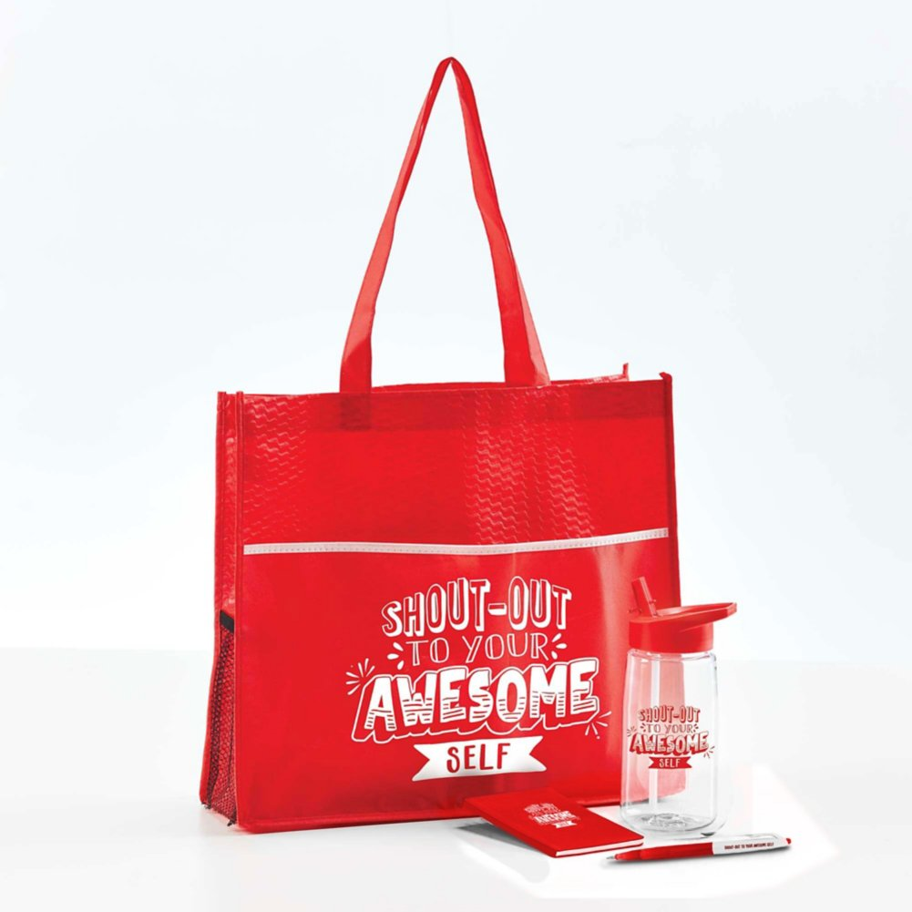 View larger image of Value Office Essentials Gift Set - Your Awesome Self