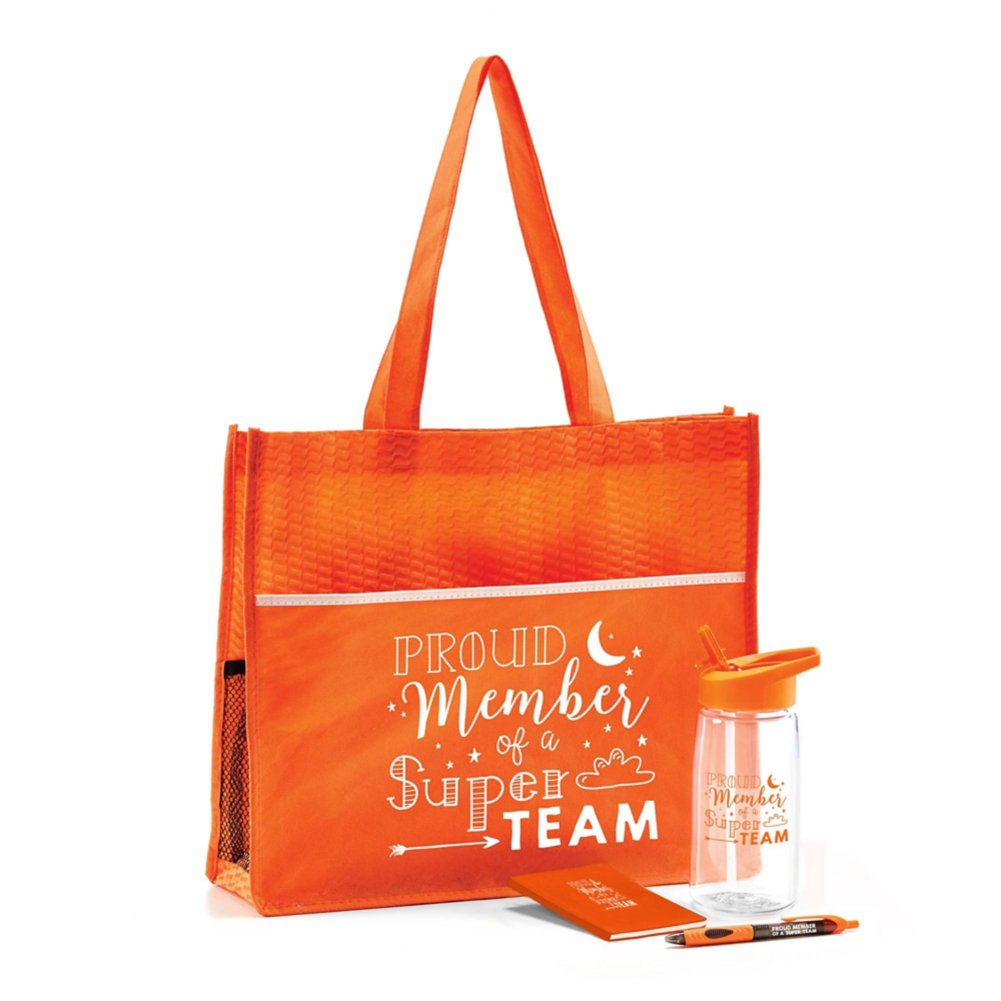 View larger image of Value Office Essentials Gift Set - Proud Member/Super Team