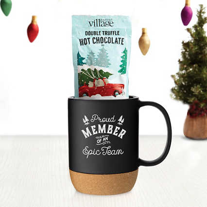 Hug-in-a-Mug Gift Set - Proud Member of an Epic Team