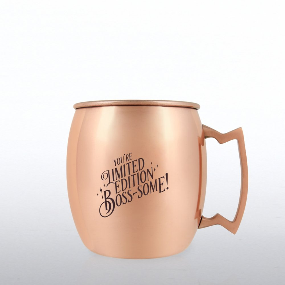 Cheers Line - Moscow Mule - Limited Edition Boss-some!