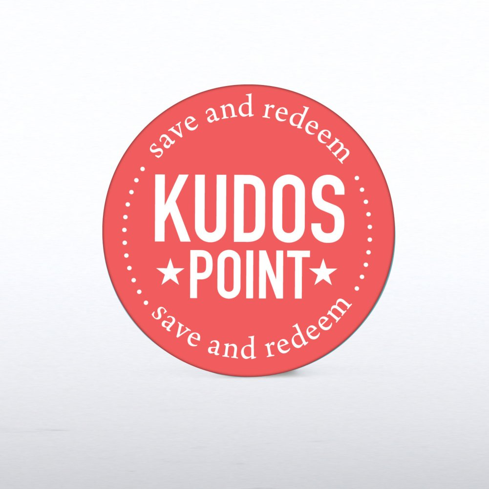 View larger image of Tokens of Appreciation - Kudos Point