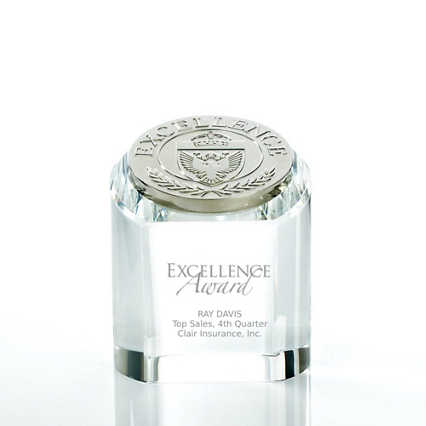 Crystal Rondure Award - Excellence