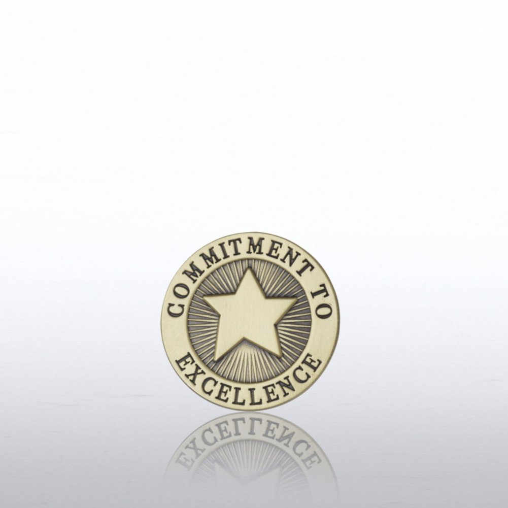 View larger image of Lapel Pin - Commitment Star