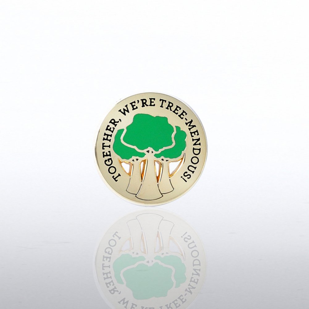 View larger image of Lapel Pin - Growing Together