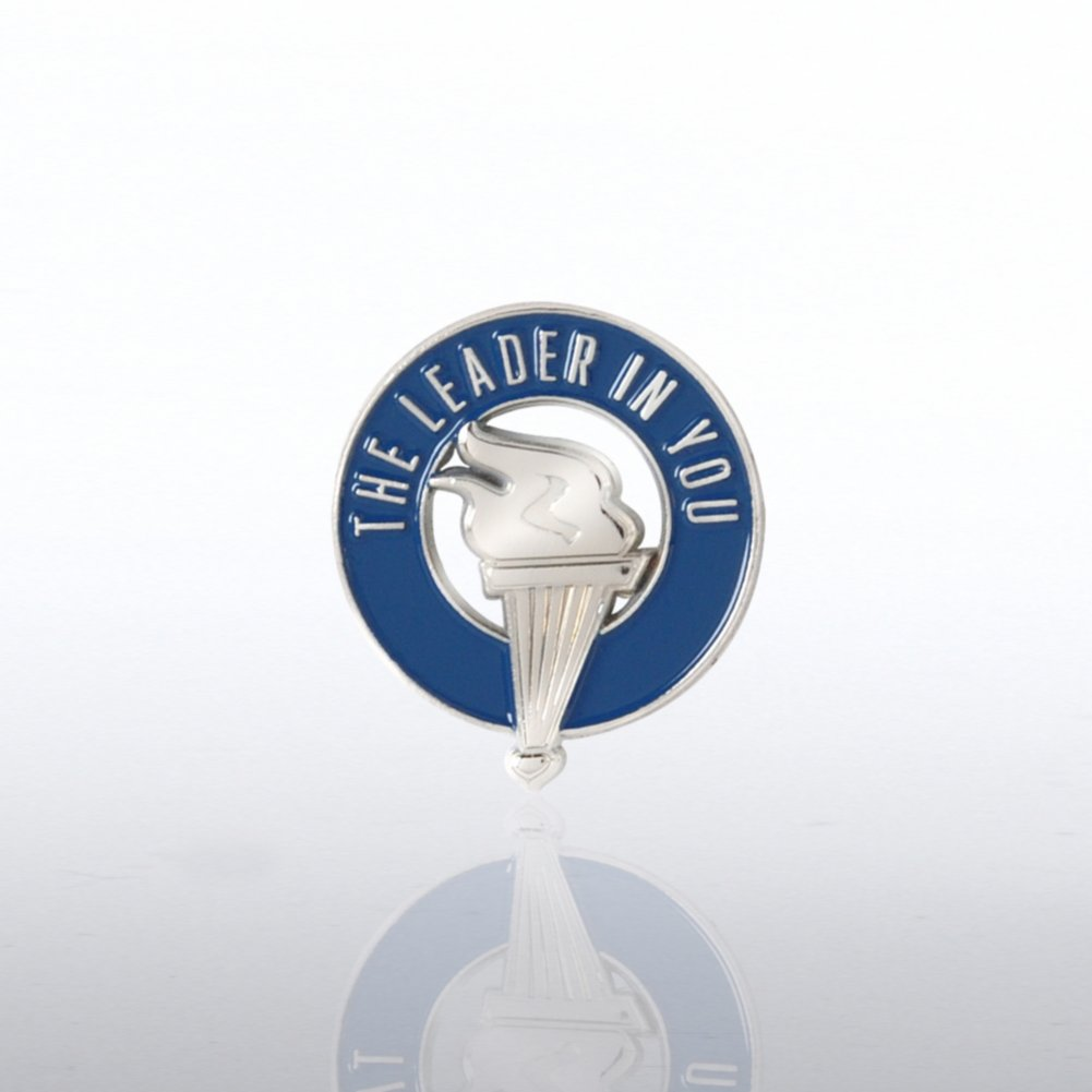 View larger image of Lapel Pin - The Leader In You