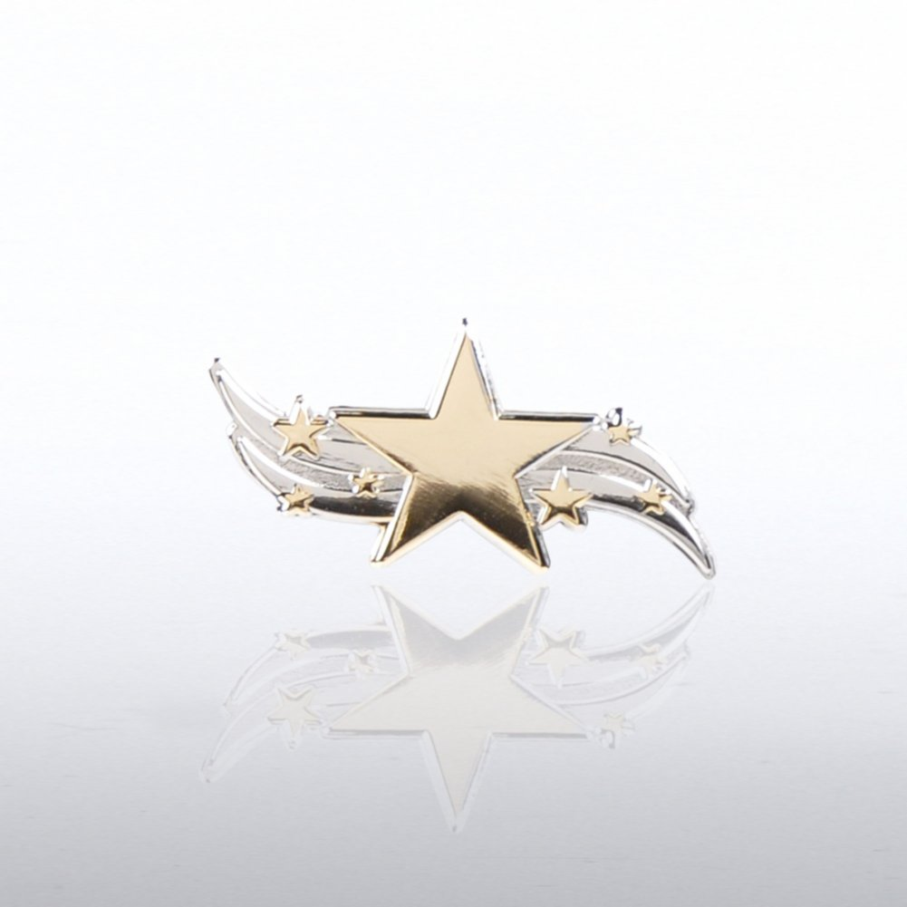 View larger image of Lapel Pin - Bright Star