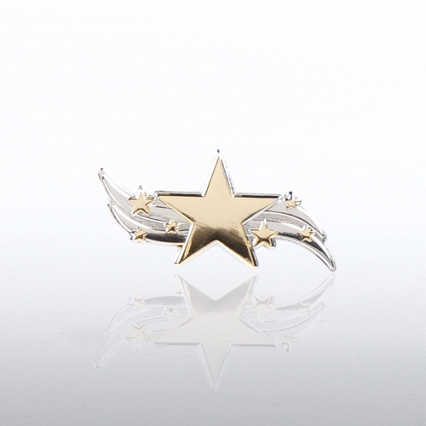 Lapel Pin - Bright Star