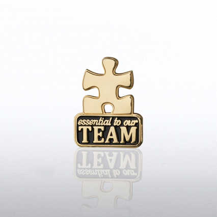Lapel Pin - Essential Piece Team
