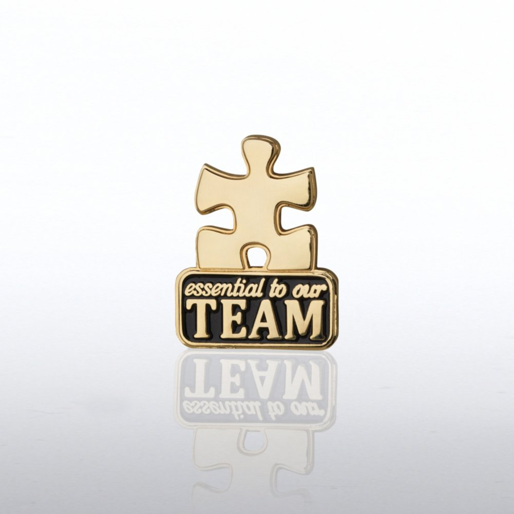 View larger image of Lapel Pin - Essential Piece Team