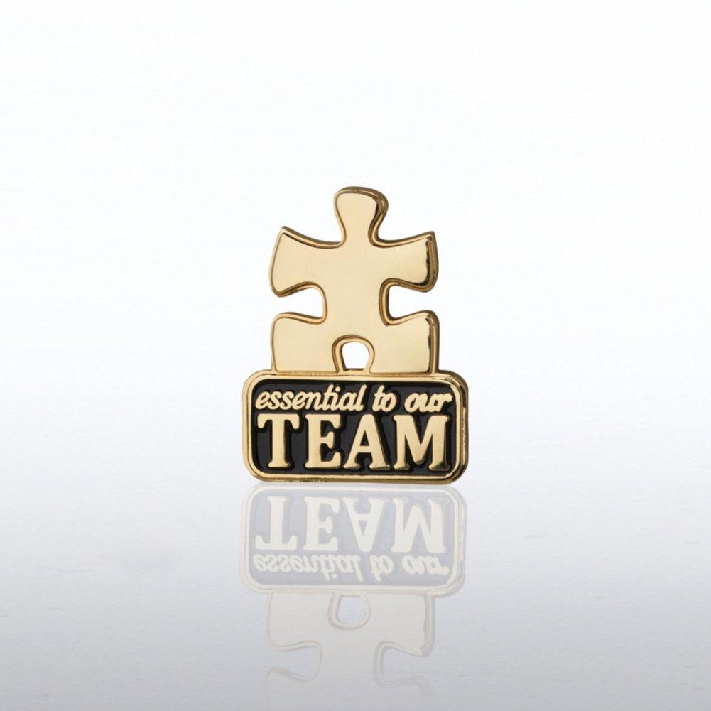 Lapel Pin - Essential Piece Team
