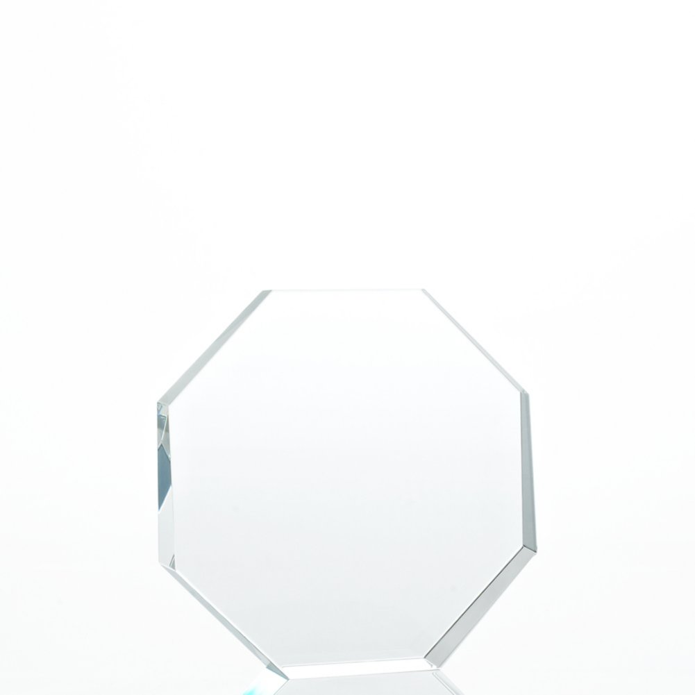 View larger image of Value Crystal Award Collection - Octagon