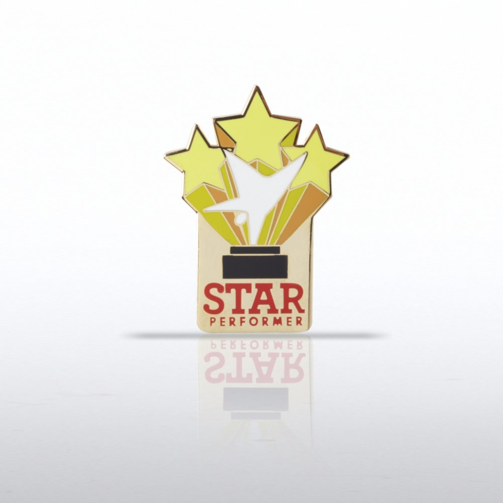View larger image of Lapel Pin - Trio of Stars - Star Performer