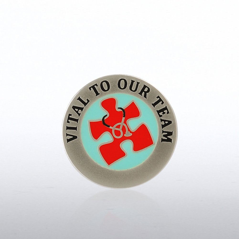 View larger image of Lapel Pin - Essential Piece Healthcare