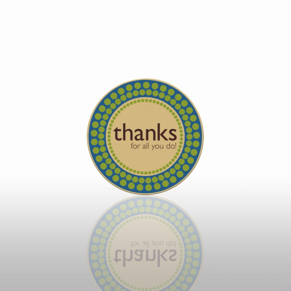 Lapel Pin - Thanks for All You Do! - Theme