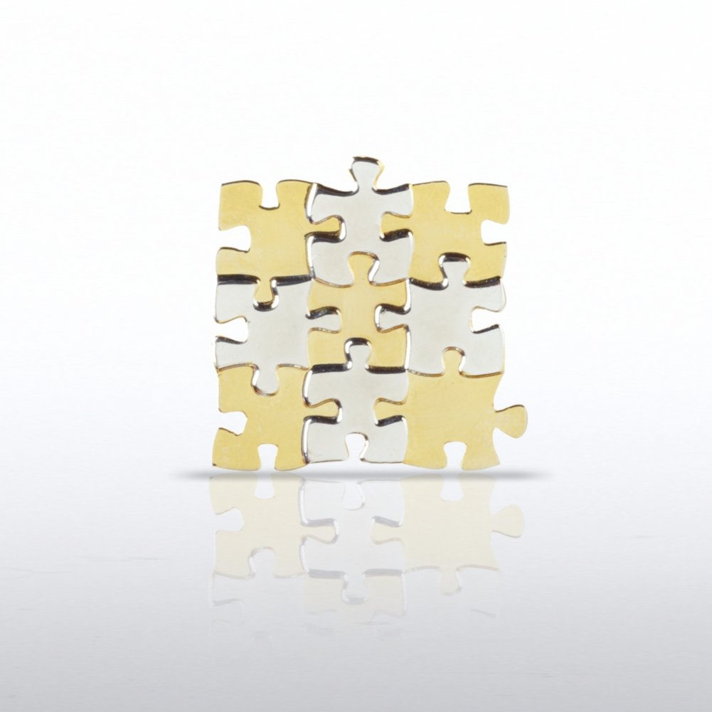 View larger image of Lapel Pin - Essential Piece Grid