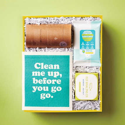 Delightly: Staying Healthy Kit