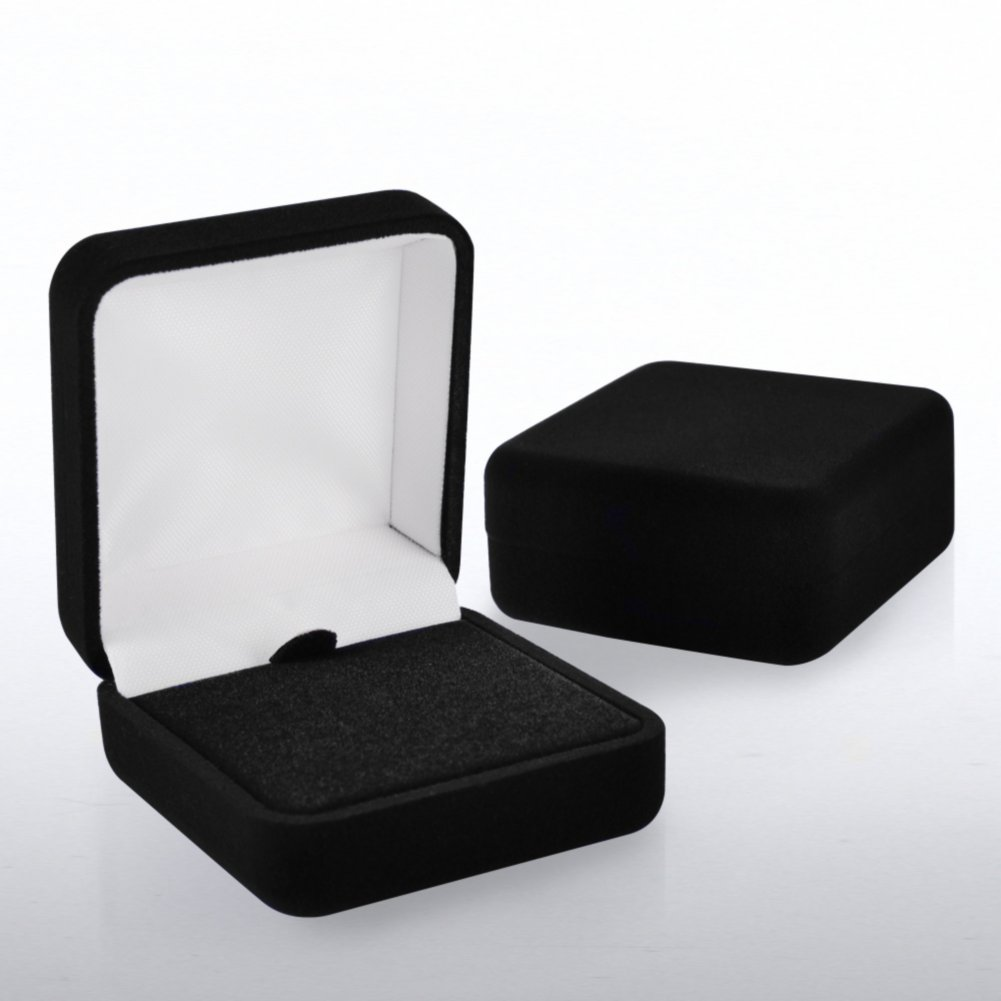 Lapel Pin Presentation Box - Black