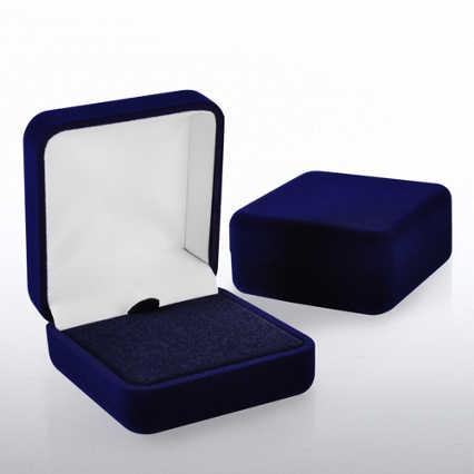 Lapel Pin Presentation Box - Blue