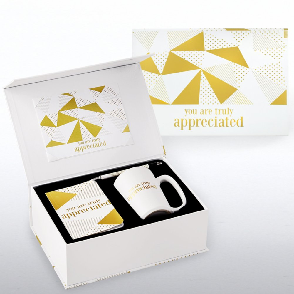 You Are Truly Appreciated - Luxe Gift Set
