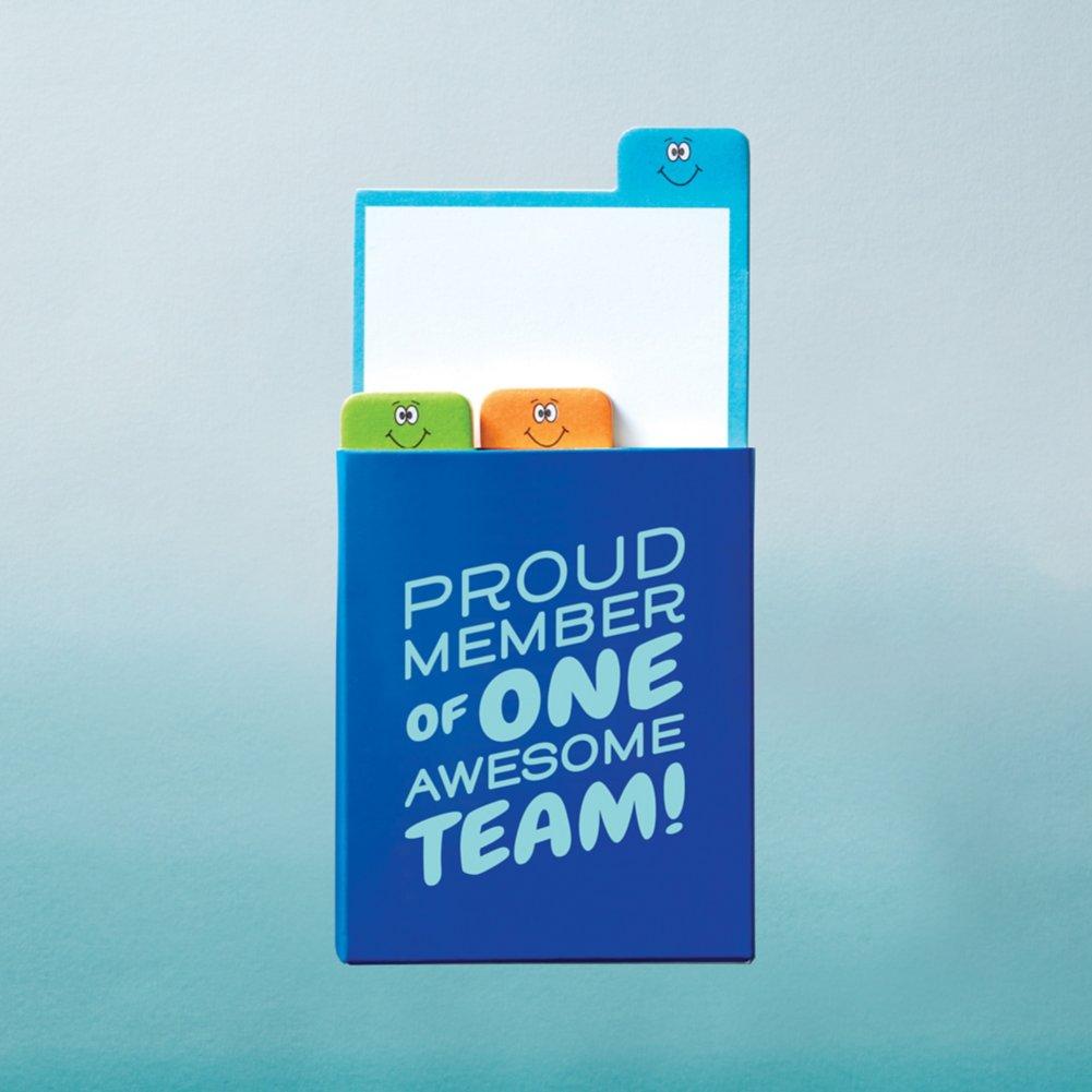 View larger image of Value Emoti Notepad Set - Proud Member