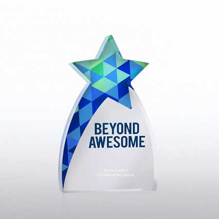 Acrylic Brights Trophy Collection - Beyond Awesome