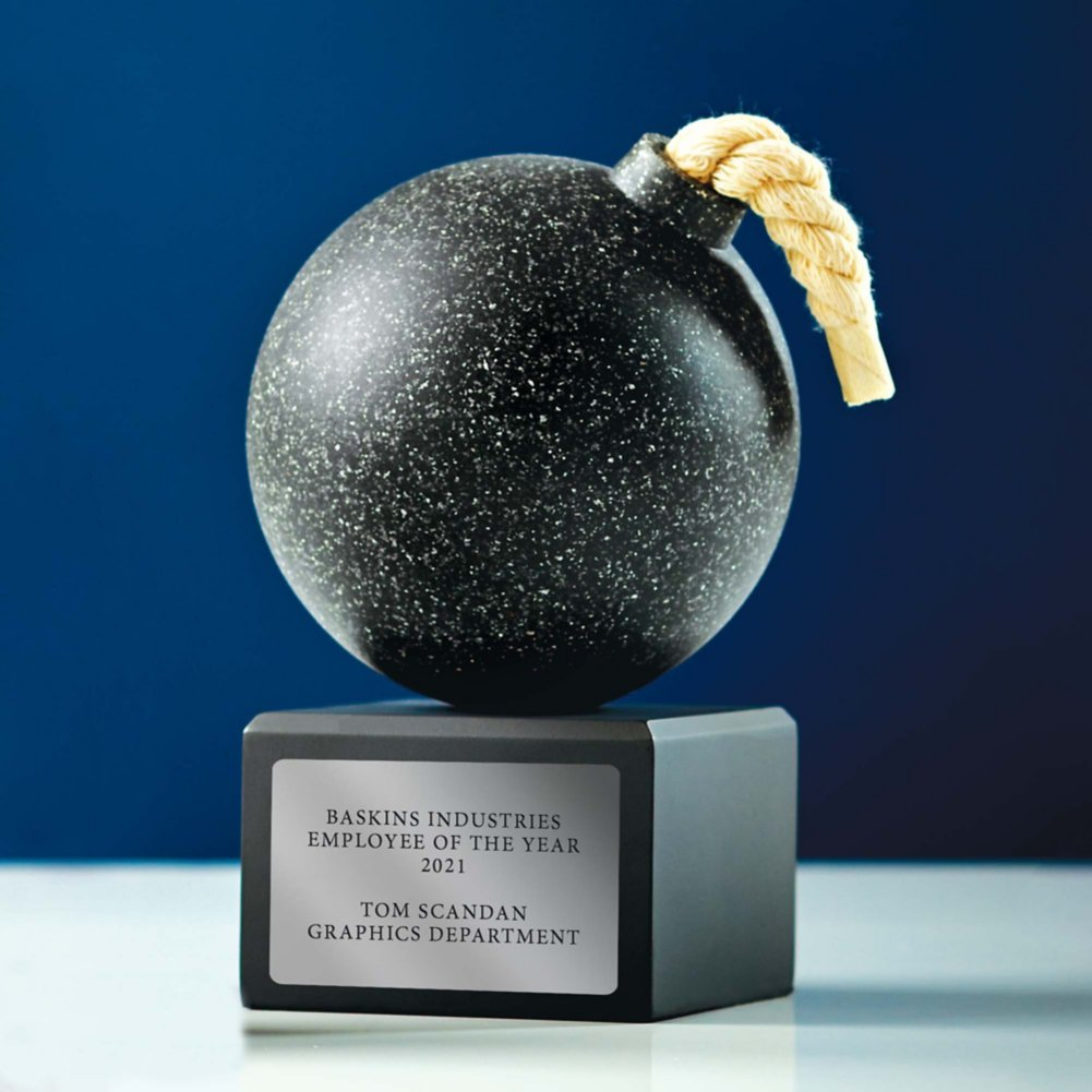 View larger image of The Bomb Trophy