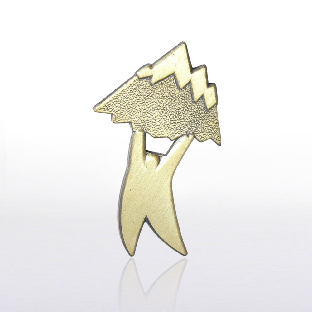 View larger image of Lapel Pin - Mountain Mover