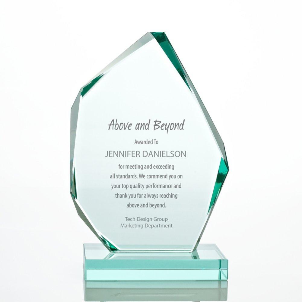 View larger image of Premium Jade Trophy - Large Peak