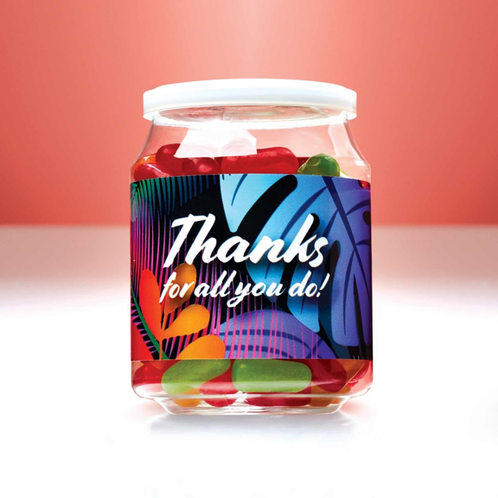View larger image of Candy Jar - Thanks For All You Do