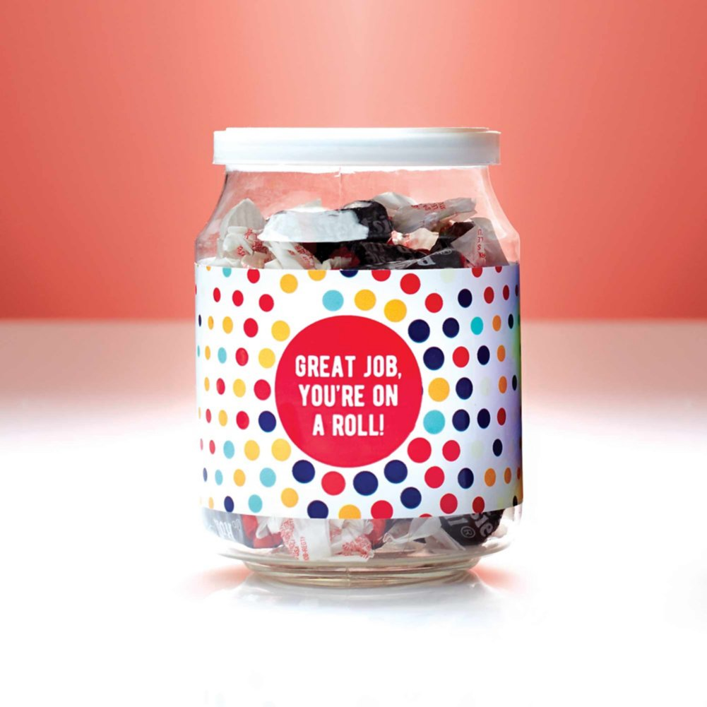View larger image of Candy Jar - You're On A Roll