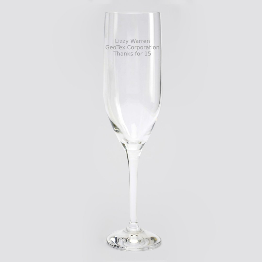 View larger image of Elegant Champagne Flute