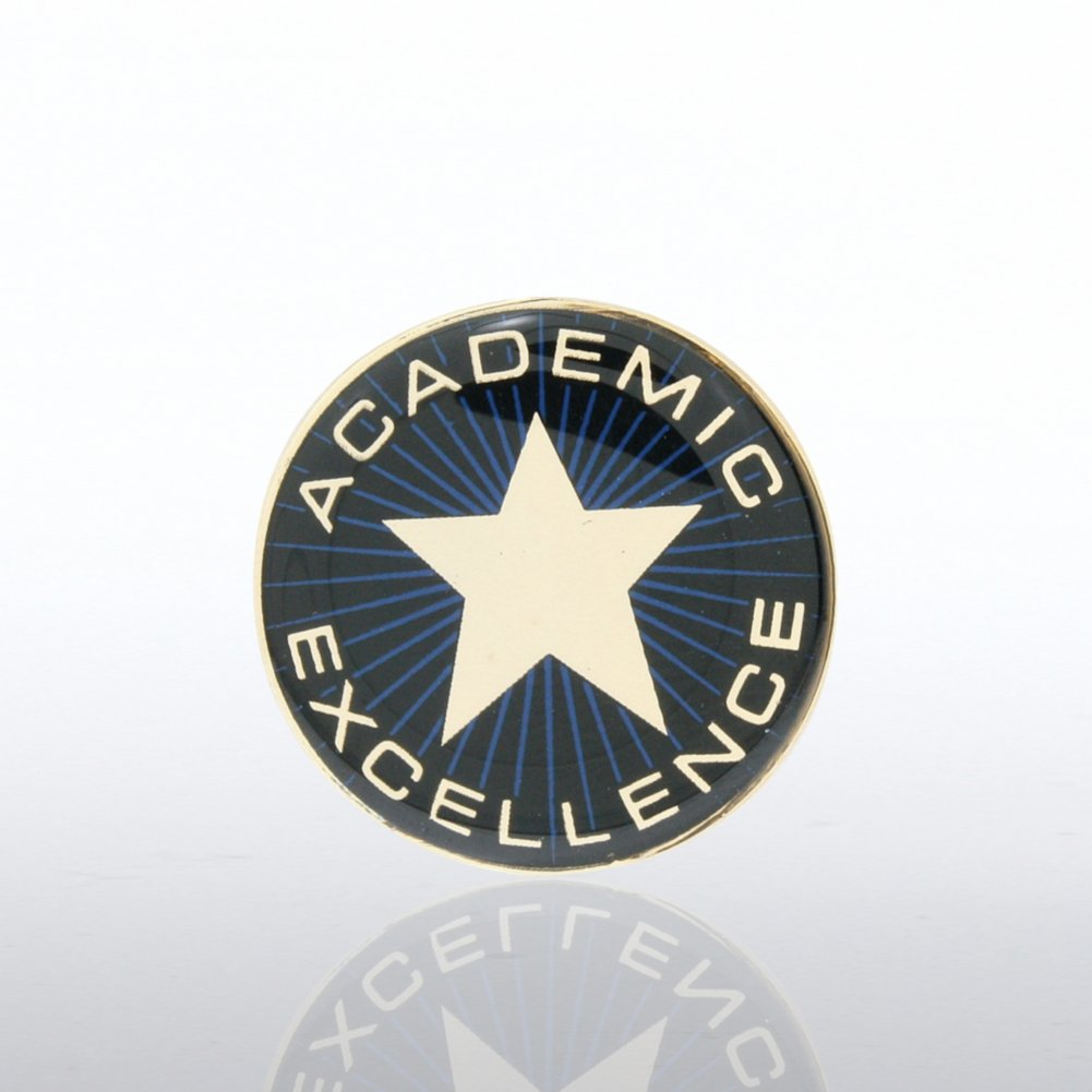 View larger image of Lapel Pin - Academic Excellence Star