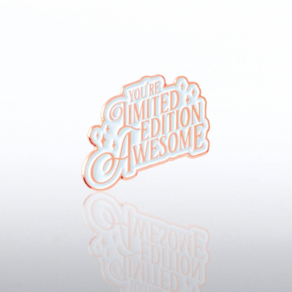View larger image of Lapel Pin - You're Limited Edition Awesome