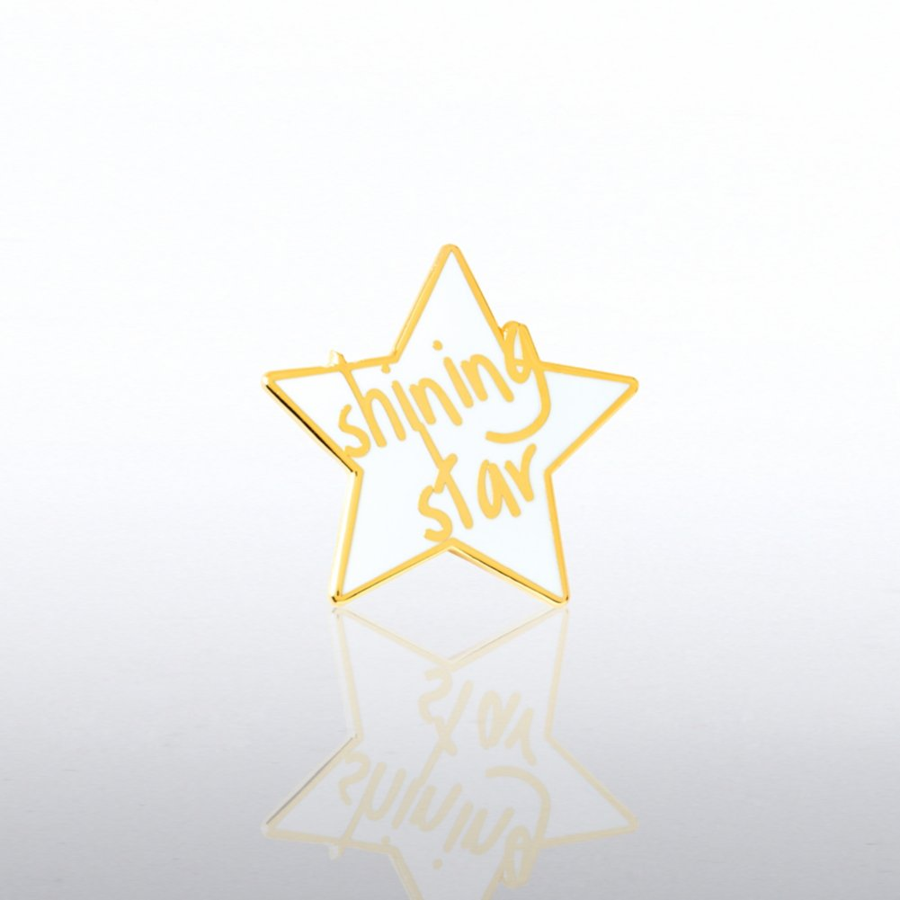 View larger image of Lapel Pin - Shining Star