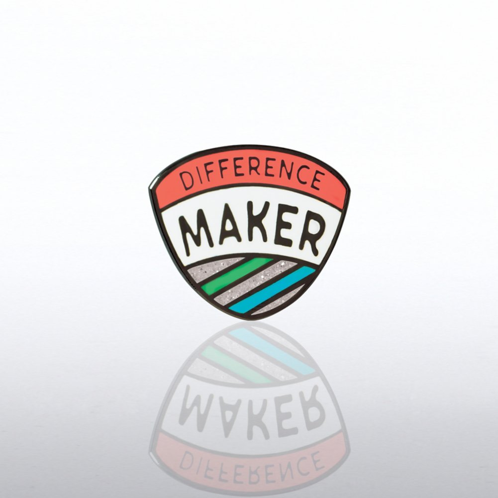 View larger image of Lapel Pin - Difference Maker