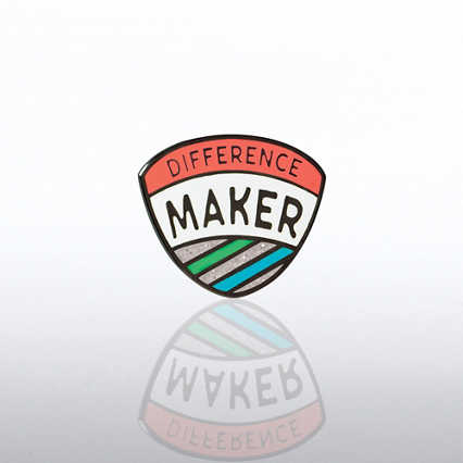 Lapel Pin - Difference Maker