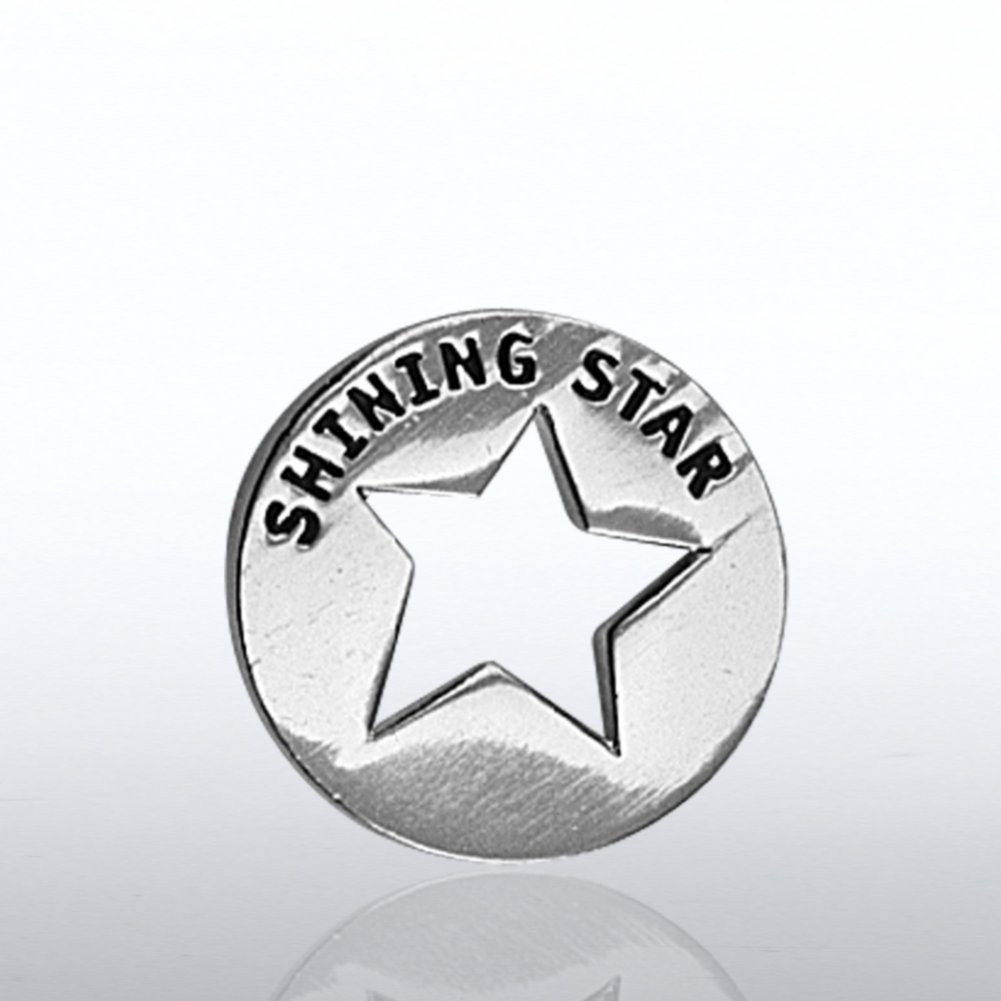 View larger image of Lapel Pin - Milestone - Shining Star
