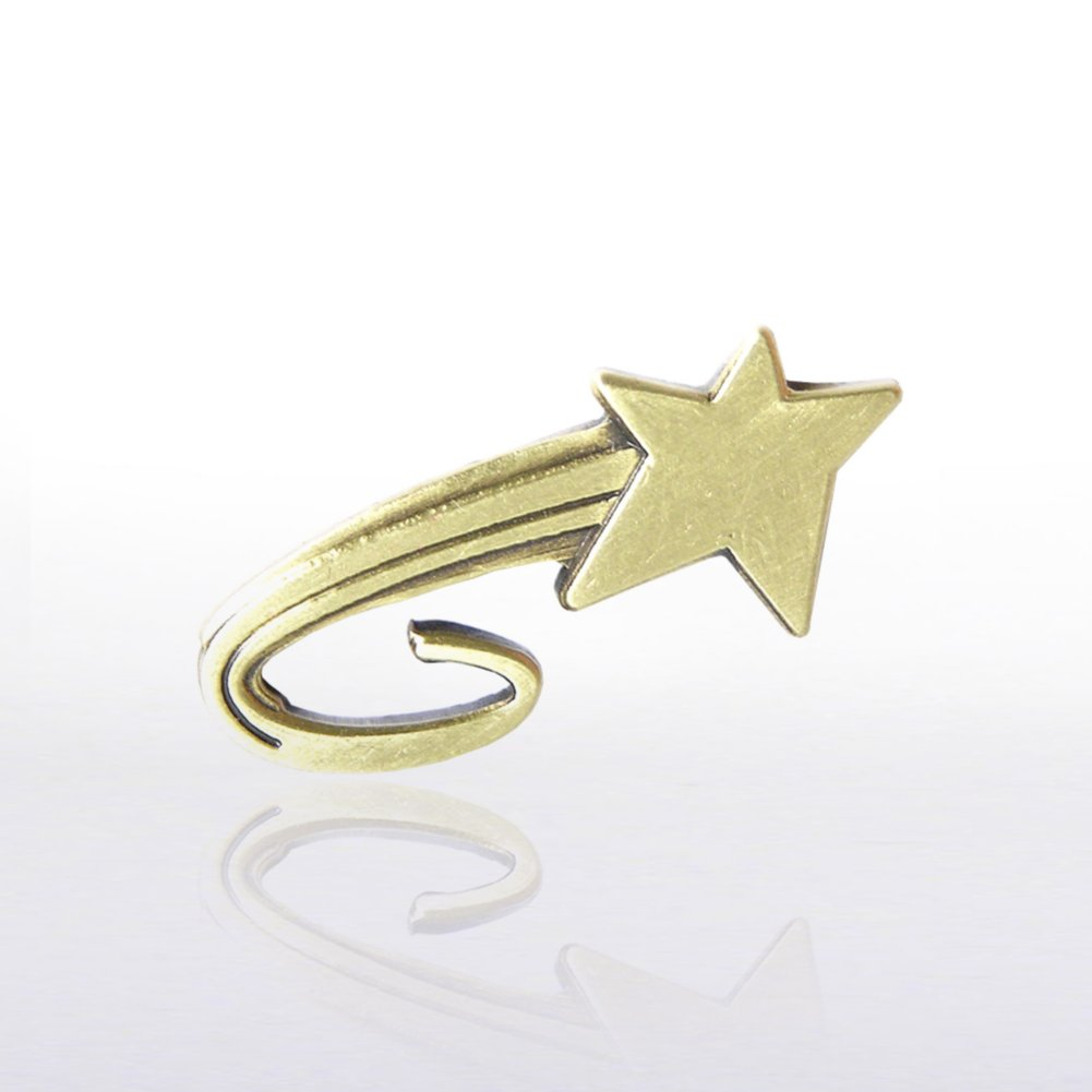 View larger image of Lapel Pin - Rising Star