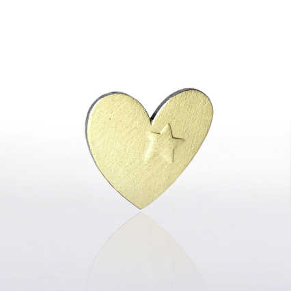 Lapel Pin - Giving Heart